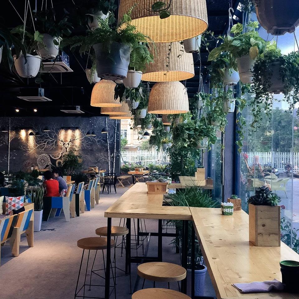 Ghim ngay list quán cafe trú đông đẹp nhất nhì Cẩm Phả