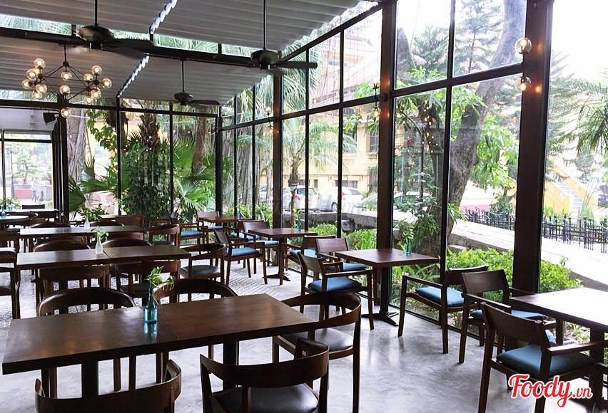 (Hà Nội) Top những nhà hàng sân vườn đẹp ở Hà Nội